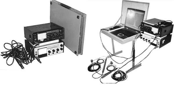 приборы ВШВ-003 переносили